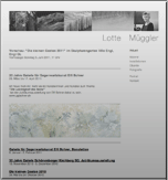 Screenshot von Lotte Müggler
